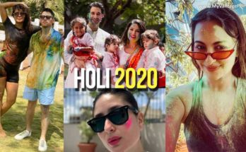 Bollywood Celebrities Holi Celebration Photos