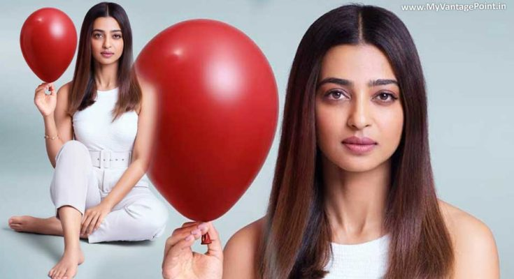Radhika Apte Launches Campaign of RIO – Heavy Duty Pads