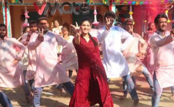 Sapna Chaudhary releases a New Holi Music Video with VMate