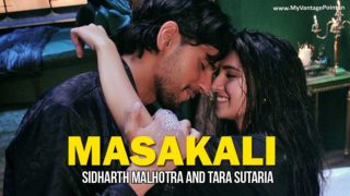 Sidharth Malhotra and Tara Sutaria to team up once again in Bhushan Kumar's next music video Masakali
