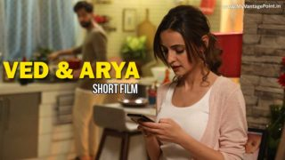 Terribly Tiny Tale's latest short film Ved & Arya Starring Nakuul Mehta & Sanaya Irani Crosses 1 Million Views & Counting