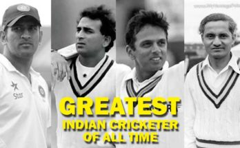 Greatest Indian Cricketers Ever