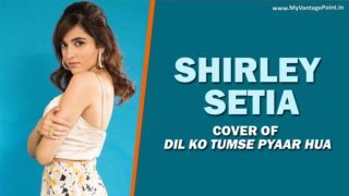 Shirley Setia's cover of Dil Ko Tumse Pyaar Hua from Rehnaa Hai Tere Dil Mein is a soulful melody that warms your heart Song out now!