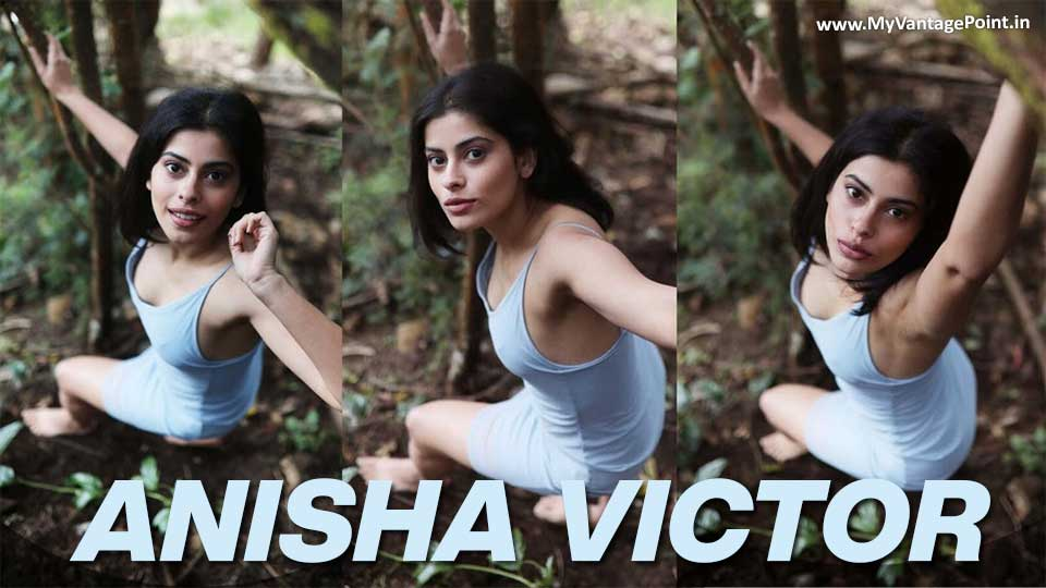Anisha Victor was learning to sell office furniture! Now she's an accomplished actress