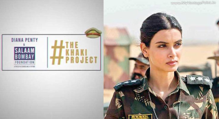 Diana Penty speaks up about how involved she is with The Khaki Project
