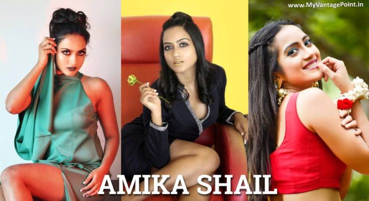 Actress & Singer Amika Shail becomes a part of Naagin 5