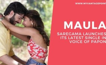 Papon latest song Maula from Saregama