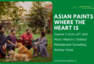 Asian Paints Where The Heart Is-Season 4 - Shankar Mahadevan