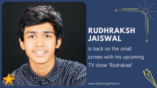 After working with Chris Hemsworth in Hollywood Movie 'Extraction' – Rudhraksh Jaiswal is back on the small screen with his upcoming TV show 'Rudrakaal'