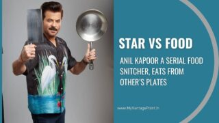 Anil Kapoor a serial food snitcher, eats from other's plates: Revealed on discovery+ 's Star vs Food Season 2!